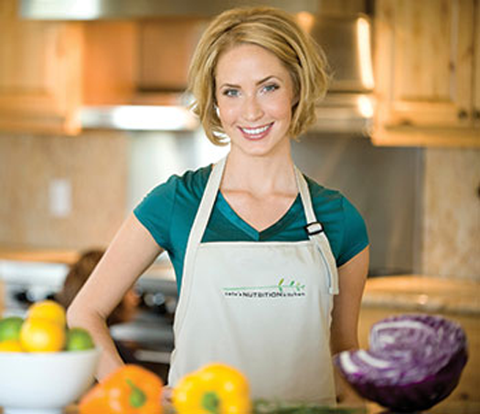 Cate Ritter of Cate's Nutrition Kitchen