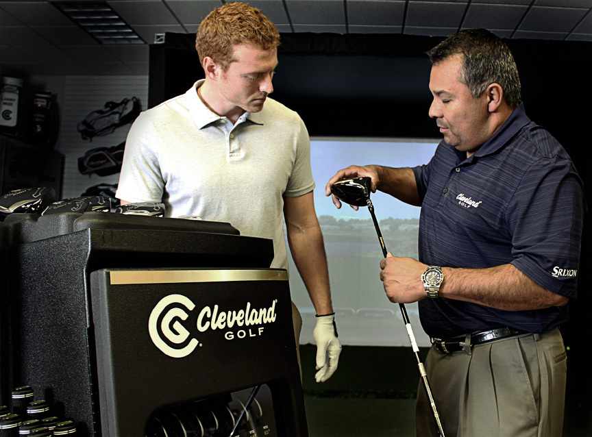 7 Tips for Fitting a driver - Cleveland Golf Fitting Studio