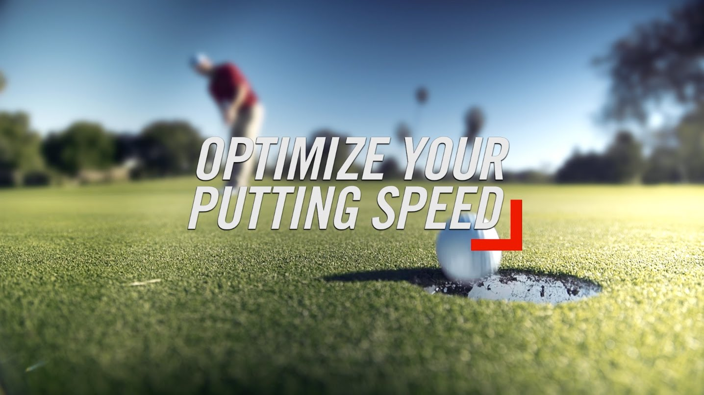 #Own125 Optimize Your Putting Speed