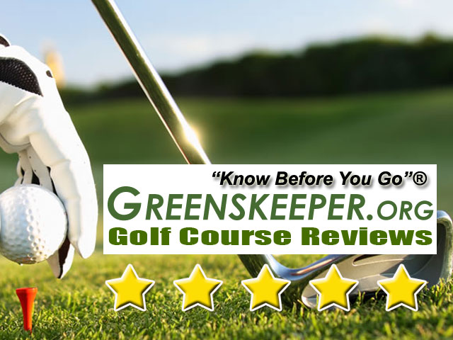 Greenskeeper.Org Golf Course Reviews