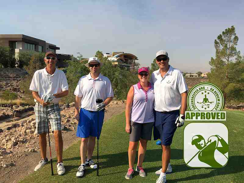 Rio Secco Golf Club - Shown Stickboy, Tubedude, bsparks, Tobster