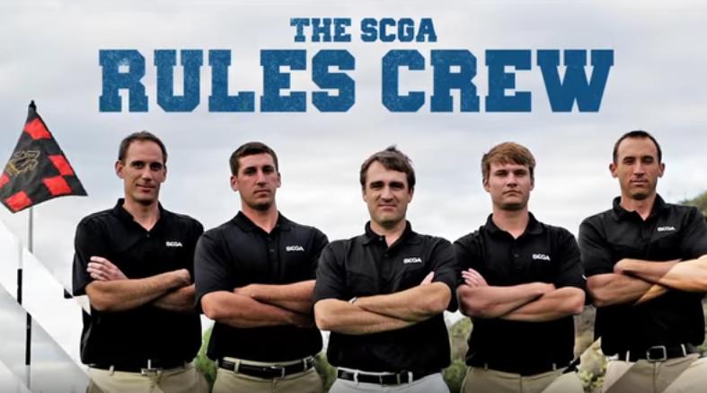 SCGA Rules Crew