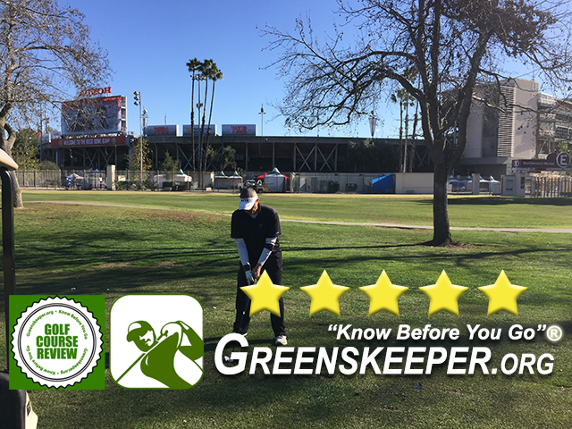 Brookside Golf Course, Pasadena, California, Rose Bowl