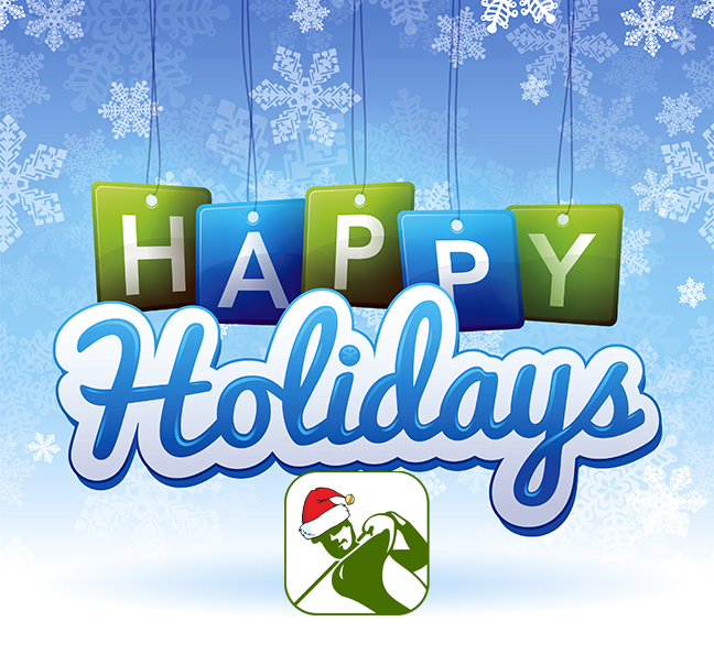 Happy Holidays from Greenskeeper.Org