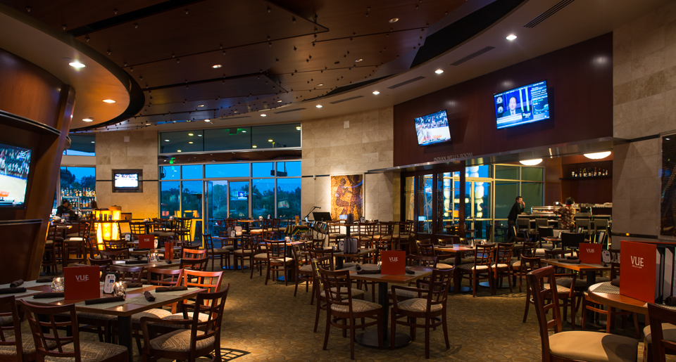 Vue Bar Grille Indian Wells Golf Resort California