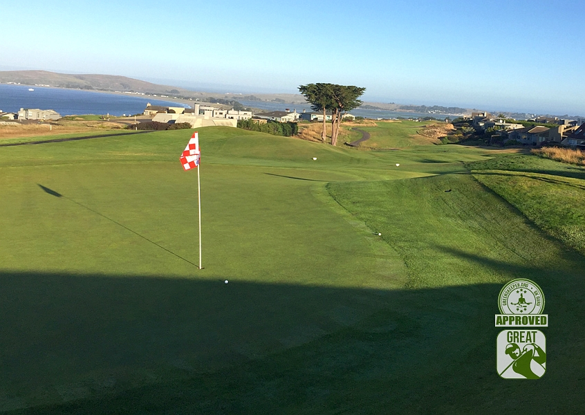 The Links at Bodega Harbour Bodega Bay, CA Hole 2
