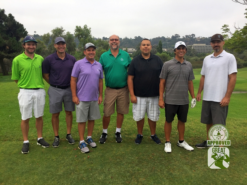 Riverwalk Golf Club San Diego California GK Guru Group Photo