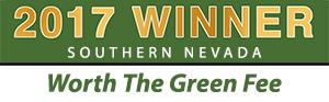 Club at Sunrise Las Vegas Nevada Winner Worth the Green Fee 2017